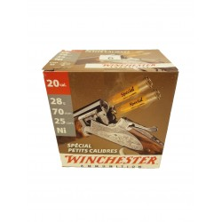 WINCHESTER SPECIAL PETIT CALIBRE 20/70 plomb 6 nickelé