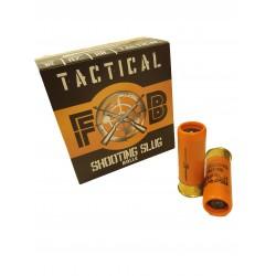 Cartouches à balle FOB Slug Tactical 28g