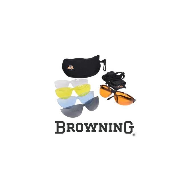 LUNETTES DE TIR CLAYMASTER BROWNING
