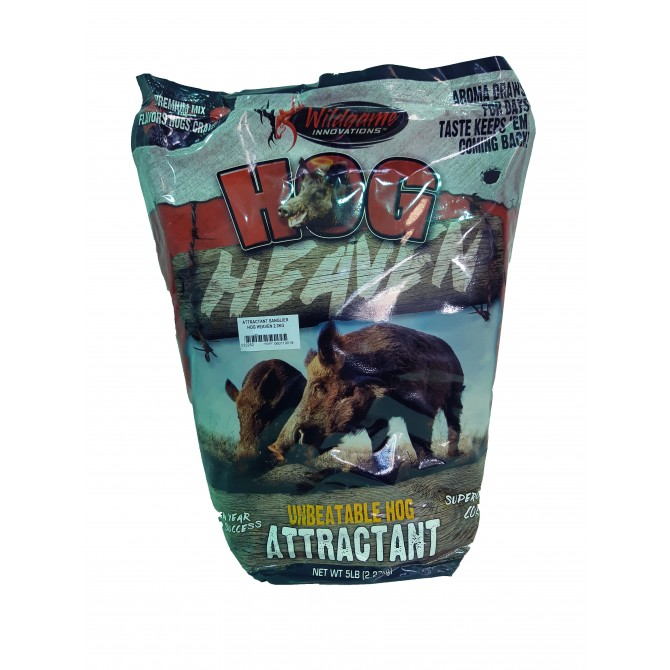 ATTRACTANT SANGLIER HOG HEAVEN 2.3KG