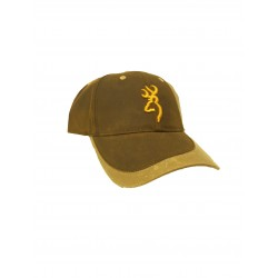 Casquette Browning marron