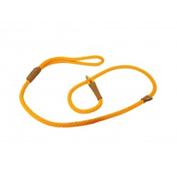 LAISSE DE DRESSAGE RONDE ORANGE 110CM MENDOTA PRODUCTS