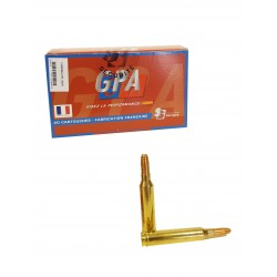 Munition calibre 7mm Rem Mag Sologne GPA 150GR