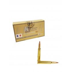 Munitions SOLOGNE Klassic Cal.7x65R Nosler Ballistic Tip 9.7g 150 gr