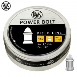RWS POWER BOLT 4.5MM 0.92G BT150