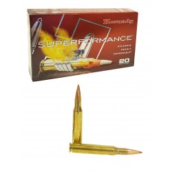 Cartouches 270 Win 140 gr SST® Superformance® x 20 Hornady