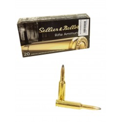 Sellier & Bellot cal.6,5 Creedmoor SP 140 grains - 9.1 grammes /20