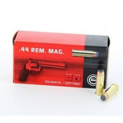 MUNITIONS GECO CALIBRE 44 REM MAG – 240 GRAINS