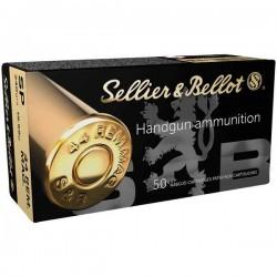 SELLIER BELLOT 44 REM.MAG 15.55G 240GR B50