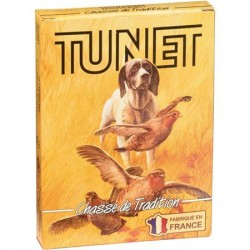 TUNET CHASSE ET TRADITION 20/67 28GR PLOMBS N°4
