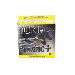 MUNITIONS TUNET PASSION ACIER CALIBRE 20 PLOMB 5