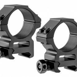 Colliers de montage RTI 21mm - 25.4 mm Medium