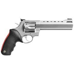 """Revolver TAURUS 444 RAGING BULL 6,5"""" Inox calibre 44 Magnum"""