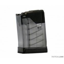 Chargeur LANCER translucide pour TROY / ISSC 10 cps Cal 222 Rem.