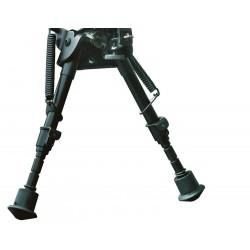 BIPIED FIXE 15 cm - 23 cm + ADAPTATEUR WEAVER