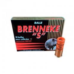 Balles BRENNEKE S 12/70