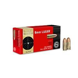 Munitions GECO 9MM LUGER Spécial séléction FMJ 8g 124gr