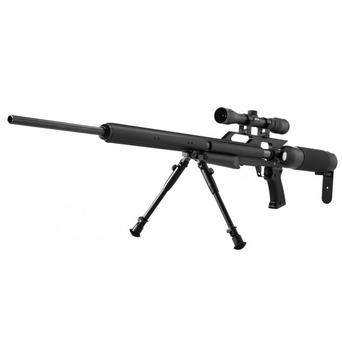 CARABINE GUN POWER SSS 5.5MM 80J + LUN COBRA