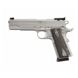 PISTOLET SIG SAUER 1911 STAINLESS TARGET CALIBRE 45 ACP