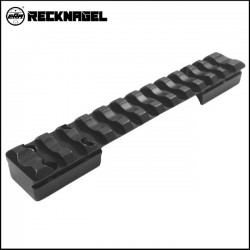 Embase longue - Rail picatinny RECKNAGEL Browning X-Bolt (Short)