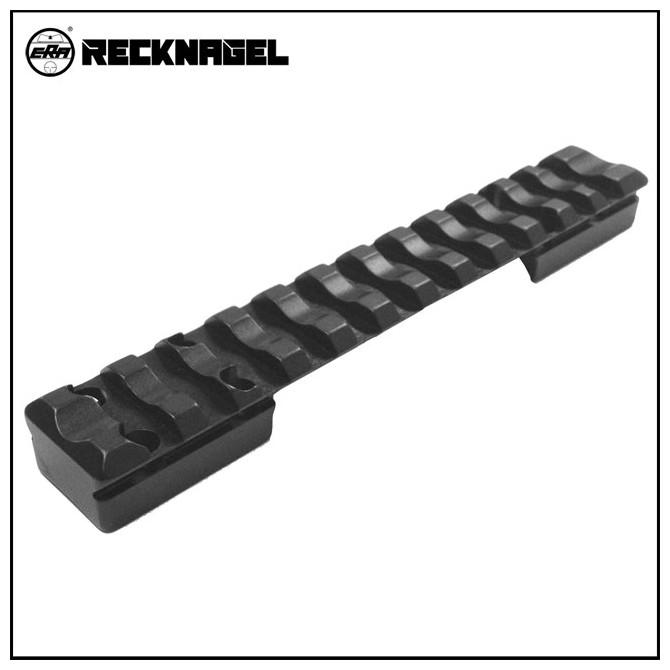 Embase longue - Rail picatinny RECKNAGEL Browning X-Bolt (Short)
