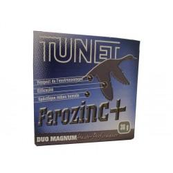 CARTOUCHES DE CHASSE TUNET DUO MAG 36 FEROZINC + 3/5