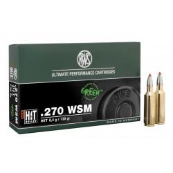 RWS HIT Polymère 270 WSM 130Gr 8.4g