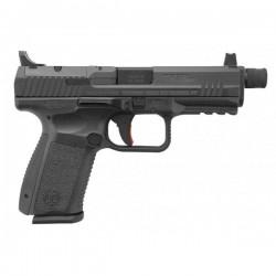 Pistolet Canik TP-9 SF Elite Combat Noir Cal. 9x19