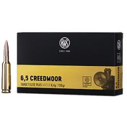 RWS Target Elite Plus cal 6.5 Creedmoor 130 gr