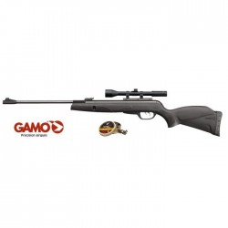 Carabine Gamo Black Shadow Combo, calibre 4.5 mm + lunette 4x32 + 250 plombs