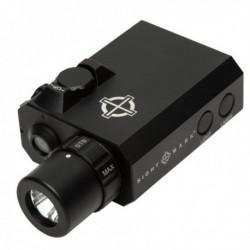 Pointeur laser vert / lampe 300 Lumens LoPro Mini Combo noir
