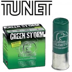 CARTOUCHES GABION UNLIMITED TUNET GREEN STORM PAR 25