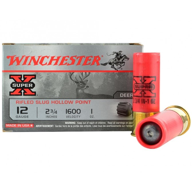 US BALLE SP WINCHESTER Calibre 12