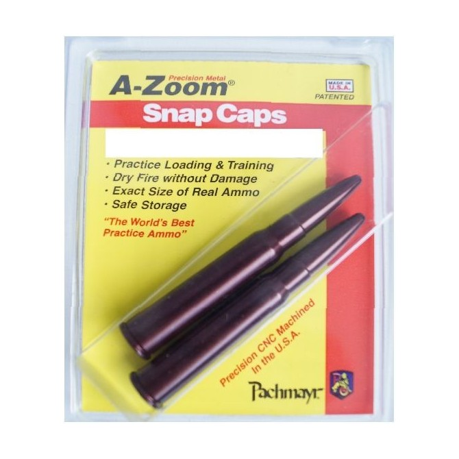 Douilles amortisseur A-Zoom Cal 9.3x62
