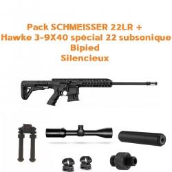 Carabine SCHMEISSER BA-15 cal.22lr 10 coups
