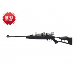 Pack HATSAN STRIKER 4.5mm + Lunette TASCO 3-9x40