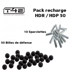 Pack recharge HDP 50 / HDR 50