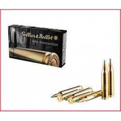 Sellier et Bellot 204 RUGER PTS 32.3 GRS 2.1G