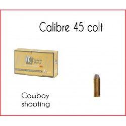 Munitions 45 COLT 250GR COWBOY