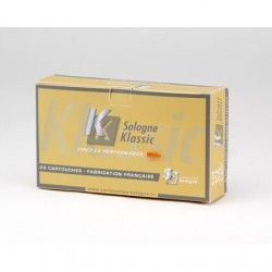 Cartouche Sologne / cal. 270 WSM - Nosler Partition 10,4 g