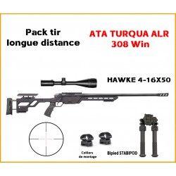 """Pack \""""TLD\"""" ATA TURQUA ALR 308 win + Hawke 4-16x50 IR"""