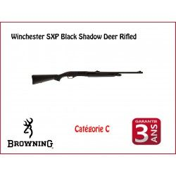 Fusil à pompe Winchester SXP Black Shadow Deer Rifled 61 cm(SECONDCHOIX)