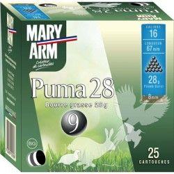 Munitions MARY-ARM PUMA 28 16/67 PB9