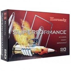 Cartouches 7mm Rem Mag 162 gr SST® Superformance® Hornady