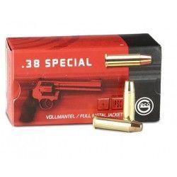 Munition 38 Special FMJ Flat Nose 10.2g/158gr