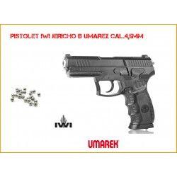 Pistolet IWI JERICHO B UMAREX cal.4,5mm