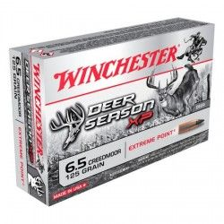 CART,6.5Creedmor,DEER SEASON,125gr,20_200
