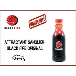 Attractant Sanglier Black Fire Original 0.5KG