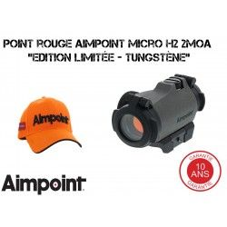 """Point rouge AIMPOINT Micro H2 2MOA """"Edition limitée - Tungstène"""""""