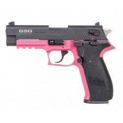 PISTOLET GSG FIRE FLY ROSE 22LR